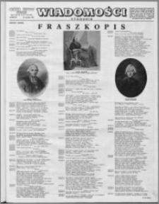 Wiadomości, R. 8 nr 51/52 (403/404), 1953