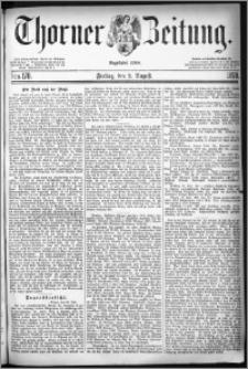 Thorner Zeitung 1878, Nro. 178