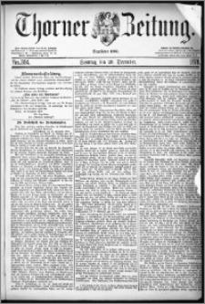 Thorner Zeitung 1878, Nro. 304 + Beilage