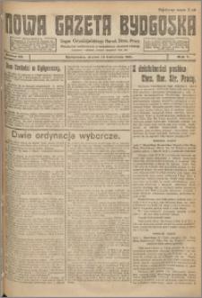 Nowa Gazeta Bydgoska. Organ Chrzescijańskiego Narodowego Stronnictwa Pracy 1921.04.15 R.1 nr 87