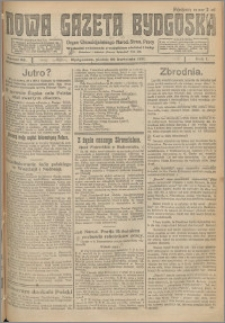 Nowa Gazeta Bydgoska. Organ Chrzescijańskiego Narodowego Stronnictwa Pracy 1921.04.29 R.1 nr 99
