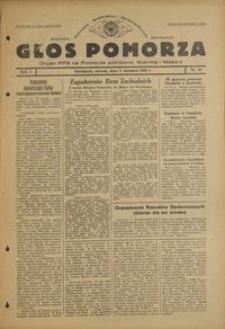 Głos Pomorza : organ PPS na Pomorze północne, Warmię i Mazury : 1945.09.11. R. 1 nr 51