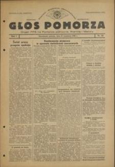 Głos Pomorza : organ PPS na Pomorze północne, Warmię i Mazury : 1945.09.15, R. 1 nr 53