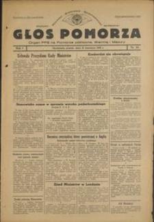 Głos Pomorza : organ PPS na Pomorze północne, Warmię i Mazury : 1945.09.21, R. 1 nr 54