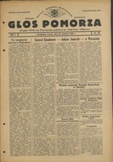 Głos Pomorza : organ PPS na Pomorze północne, Warmię i Mazury : 1945.09.25, R. 1 nr 56
