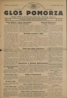 Głos Pomorza : organ PPS na Pomorze północne, Warmię i Mazury : 1945.10.18, R. 1 nr 65