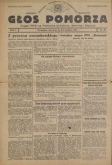 Głos Pomorza : organ PPS na Pomorze północne, Warmię i Mazury : 1945.12.13, R. 1 nr 89