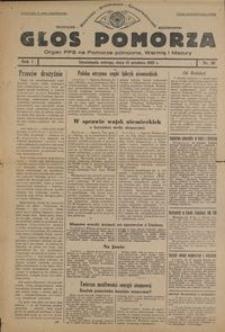 Głos Pomorza : organ PPS na Pomorze północne, Warmię i Mazury : 1945.12.15, R. 1 nr 90