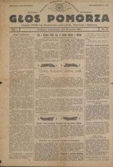 Głos Pomorza : organ PPS na Pomorze północne, Warmię i Mazury : 1945.12.24, R. 1 nr 94