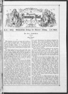 Illustrirtes Sonntags-Blatt : Wöchentliche Beilage der Thorner Zeitung 1878, Nr 41