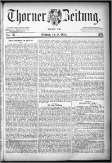 Thorner Zeitung 1879, Nro. 66