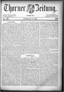 Thorner Zeitung 1879, Nro. 162