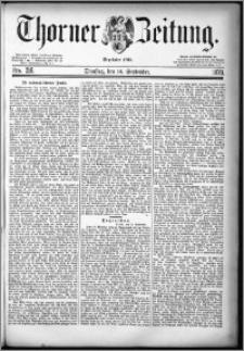 Thorner Zeitung 1879, Nro. 216