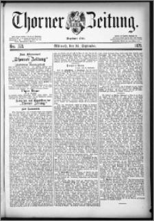 Thorner Zeitung 1879, Nro. 223