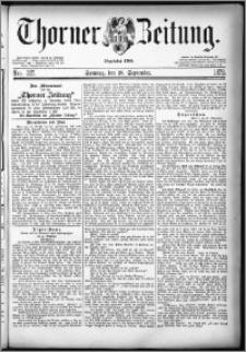 Thorner Zeitung 1879, Nro. 227 + Beilage