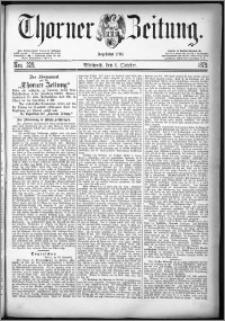 Thorner Zeitung 1879, Nro. 229