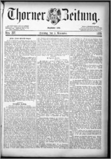 Thorner Zeitung 1879, Nro. 257 + Beilage