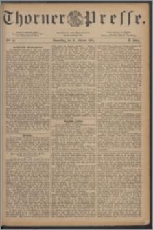 Thorner Presse 1884, Jg. II, Nro. 45