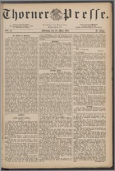 Thorner Presse 1884, Jg. II, Nro. 74