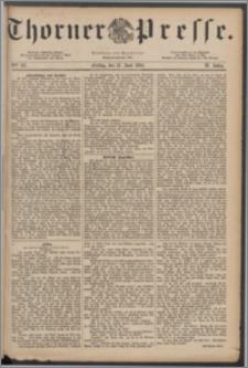 Thorner Presse 1884, Jg. II, Nro. 137