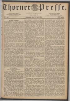 Thorner Presse 1884, Jg. II, Nro. 162