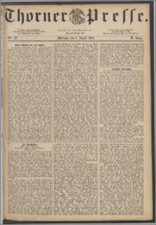 Thorner Presse 1884, Jg. II, Nro. 183