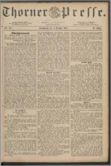 Thorner Presse 1884, Jg. II, Nro. 234