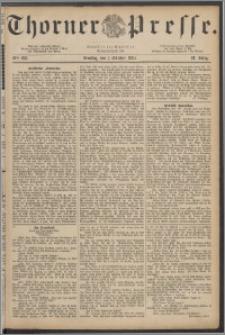 Thorner Presse 1884, Jg. II, Nro. 236