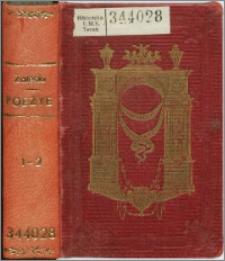 Poezye Józefa B. Zaleskiego. T. 1-2