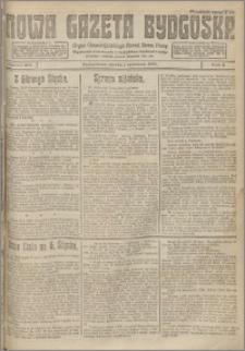 Nowa Gazeta Bydgoska. Organ Chrzescijańskiego Narodowego Stronnictwa Pracy 1921.06.01 R.1 nr 123