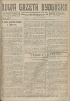 Nowa Gazeta Bydgoska. Organ Chrzescijańskiego Narodowego Stronnictwa Pracy 1921.06.08 R.1 nr 129