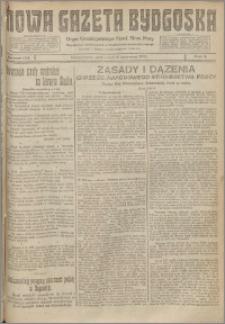 Nowa Gazeta Bydgoska. Organ Chrzescijańskiego Narodowego Stronnictwa Pracy 1921.06.09 R.1 nr 130