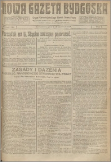Nowa Gazeta Bydgoska. Organ Chrzescijańskiego Narodowego Stronnictwa Pracy 1921.06.10 R.1 nr 131