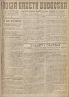 Nowa Gazeta Bydgoska. Organ Chrzescijańskiego Narodowego Stronnictwa Pracy 1921.06.11 R.1 nr 132