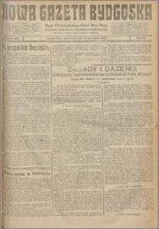 Nowa Gazeta Bydgoska. Organ Chrzescijańskiego Narodowego Stronnictwa Pracy 1921.06.13 R.1 nr 133