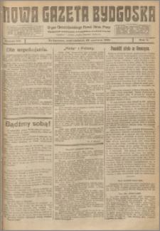 Nowa Gazeta Bydgoska. Organ Chrzescijańskiego Narodowego Stronnictwa Pracy 1921.06.20 R.1 nr 139