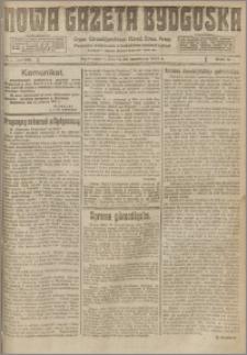 Nowa Gazeta Bydgoska. Organ Chrzescijańskiego Narodowego Stronnictwa Pracy 1921.06.22 R.1 nr 141