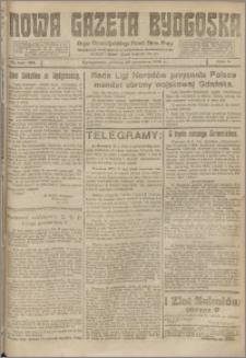 Nowa Gazeta Bydgoska. Organ Chrzescijańskiego Narodowego Stronnictwa Pracy 1921.06.25 R.1 nr 144