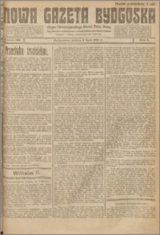Nowa Gazeta Bydgoska. Organ Chrzescijańskiego Narodowego Stronnictwa Pracy 1921.07.09 R.1 nr 155