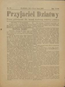 Przyjaciel Dziatwy : pismo poświęcone dla naszej kochanej dziatwy polskiej 1917.07.31 nr 28