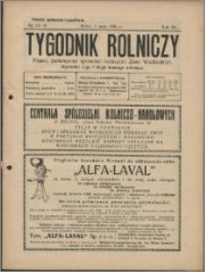 Tygodnik Rolniczy 1928, R. 12 nr 17/18