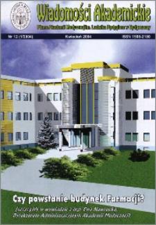Wiadomości Akademickie 2004 nr 12
