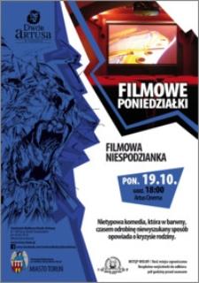 Filmowe poniedziałki : 19.10