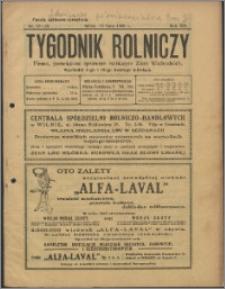 Tygodnik Rolniczy 1929, R. 13 nr 27/28