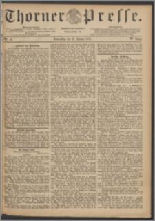 Thorner Presse 1887, Jg. V, Nro. 10