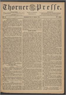 Thorner Presse 1887, Jg. V, Nro. 12