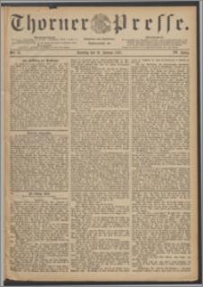 Thorner Presse 1887, Jg. V, Nro. 13 + Beilage