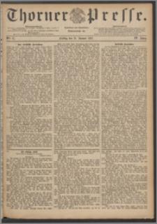 Thorner Presse 1887, Jg. V, Nro. 17