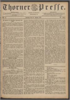 Thorner Presse 1887, Jg. V, Nro. 19