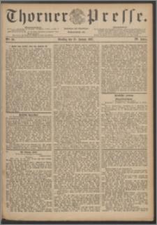 Thorner Presse 1887, Jg. V, Nro. 20
